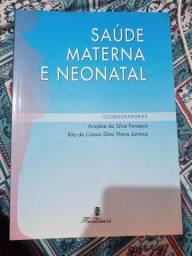 Livro : Saúde materna e neonatal