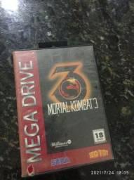 Mega drive mortal Kombat 3