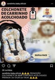 Colchão para bebê conforto
