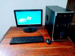 Computador Completo em Ótimo Estado com Garantia- 6x Sem Juros! (Entrego)