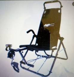 Cadeira AB Stretch (Semi Nova)