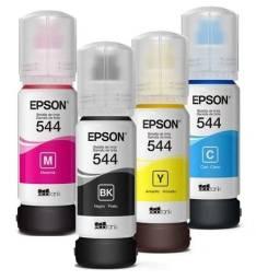 Kit de tintas originais Epson Tanque de tinta