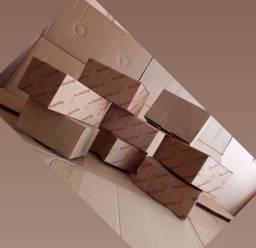 Caixas pronta pra envio