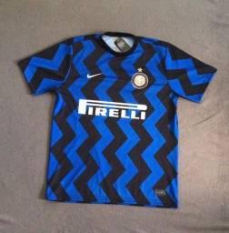 Camisa Inter de Milão 1º linha
