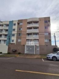 Apartamento com 2 dormitórios para alugar, 58 m² por R$ 1.200,00/mês - Centro - Cascavel/P