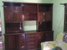 Vendo ou troco estante de madeira ( leia o anúncio )