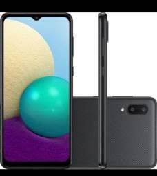 Samsung Galaxy A02 Dual Sim 32 Gb Preto 2 Gb Ram, 32gb 4g