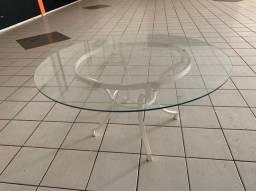 mesa de vidro - espetacular