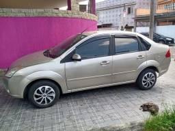 Fiesta Zetec sedan 1.6 flex 8v completo 08 doc ok financio