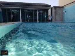 Casa em cond. em São Pedro com 3 quartos sendo 1 suíte com piscina e churrasqueira.
