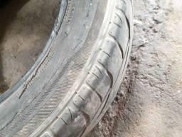 Vendo 2 pneus 175/65/14 Meia vida