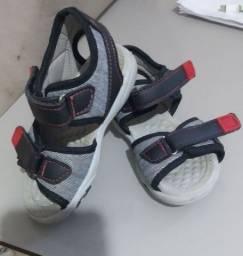 Sandália papete infantil bambili