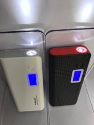 Carregador Portátil Pineng LCD Display 10.000MAH