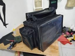Bag de 50 litros con 5 días de uso .