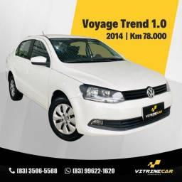 Voyage Trend 2014