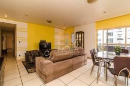 Apartamento com 3 dormitórios à venda, 132 m² por R$ 650.000,00 - Ponta da Praia - Santos/