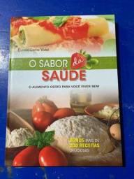 Livro (O sabor da saúde)