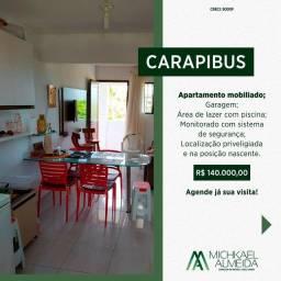 Execelente apartamento em Carapibus