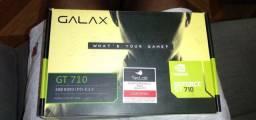Kit Gt 710 2gb + Placa Mãe + 4 Gb Ram+placa Wifi+ Processador