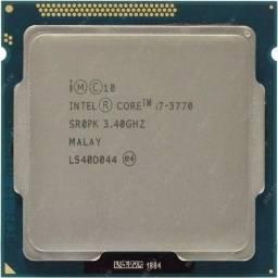 Processador Intel i7 3770 3.4 GHZ 8MB Cache