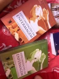 Livros da enfermagem