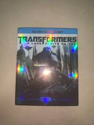 DVD Blu-ray 3D Transformers: O Lado Oculto da Lua