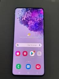 Samsung Galaxy S20 Plus 128gb Cosmic Black - Aceito Trocas!