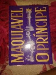 Livro em perfeito estado : Maquiavel o Príncipe