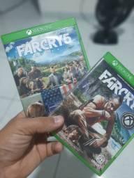 Far cry 3 e 5