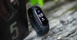 Xiaomi Mi Band 5 smartwatch - Original!! Vale a pena!!