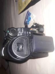 Filmadora Handycam dcr dvd 650 SONY