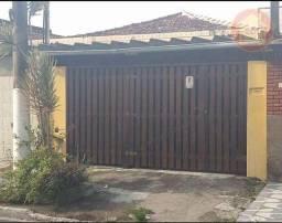 Casa com 3 dormitórios à venda, 100 m² por R$ 289.000,00 - Vila Assunção - Praia Grande/SP