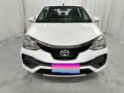 Toyota Etios x 1.3 2019 mecânico<br><br>