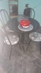 Mesa 4 cadeira