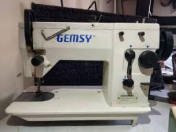 Máquina reta Gemsy
