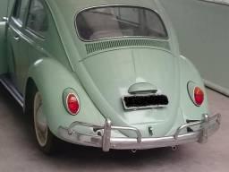 Vw - Volkswagen Fusca 1962, top