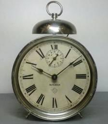 Relógio Ansonia Despertador ano 1898