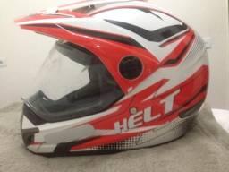 Venda urgente capacete Helt