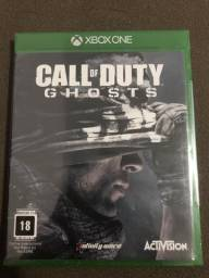 Jogo Xbox one Call of Duty ghosts