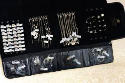 Kit de Semi-joias - A partir de 40 peças / Garantia de 1 anos e 400% de Lucro
