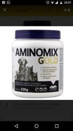 Vendo suplemento Aminomix Gold para cão e gato