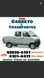 Carreto,Frete,TODOS BAIRRO
