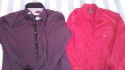 Duas lindas Camisas $80 GG