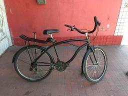 Bicicleta Praiana (Com marcha)
