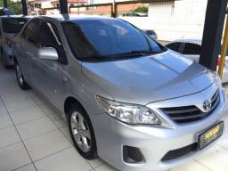 Toyota Corolla GLI automático único dono! - 2012