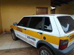Fiat Uno Way 2012/2013 - 2012