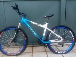 Bicicleta GTi aro 26 toda shimano