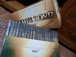 Coletânea de dvd's de James Bond 007