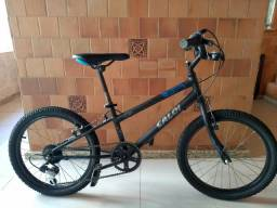 Bicicleta Aro 16 com marcha SHIMANO