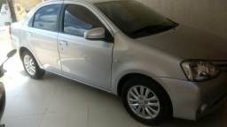 Vendo toyota etios sedan xls 2014 - 2014